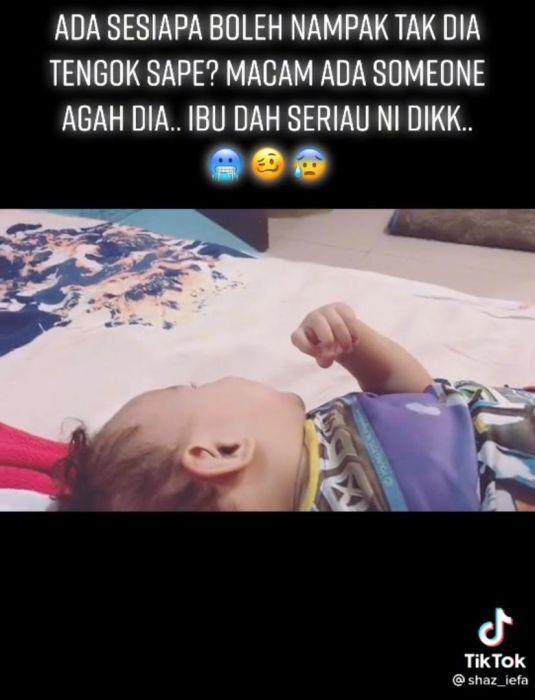 bayi ketawa 1