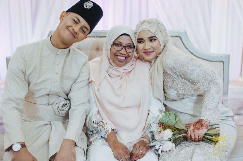 ibu nangis anak kahwin 5