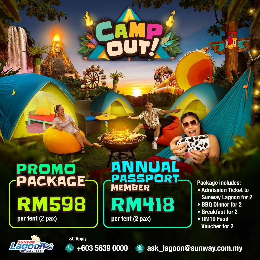 Camp Out Package