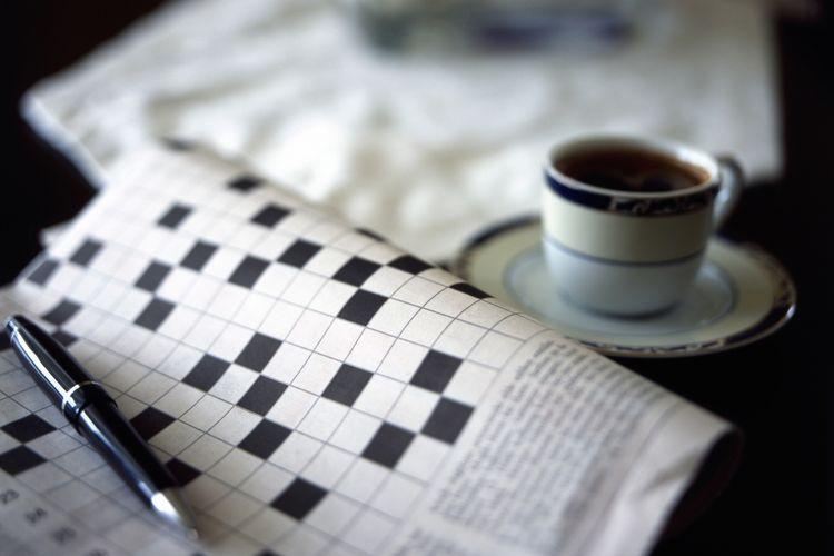 Permainan teka-teki dapat membantu menajamkan fikiran dan membuatkan fikiran lebih segar.