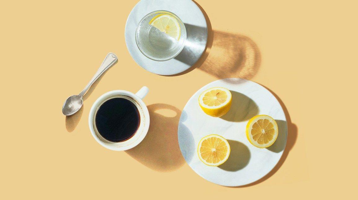 Kopi Lemon
